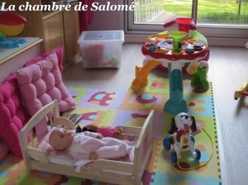 La chambre de Salomé