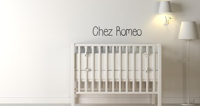 {Jolie Nursery} chez Romeo