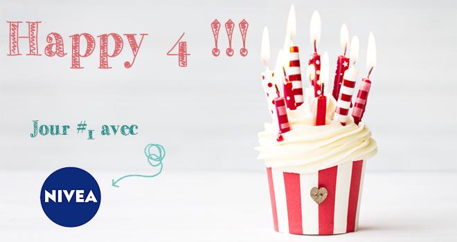 [Happy 4] Jour #1
