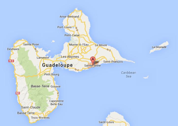 Sainte-Anne-Guadeloupe