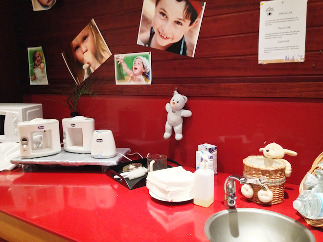 Baby Welcome Club Med La Caravelle