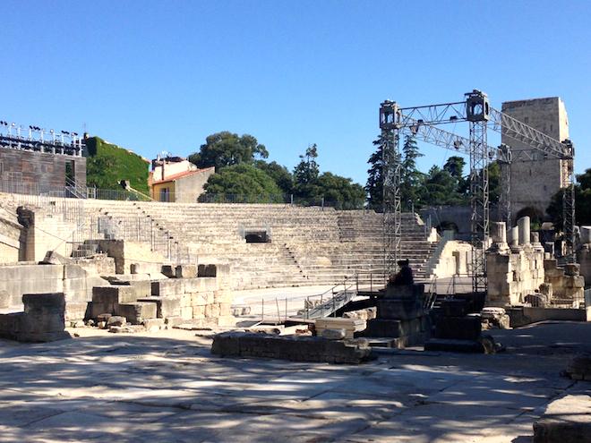 amphitheatre-Arles-Aout-2014-Languedoc-Roussillon