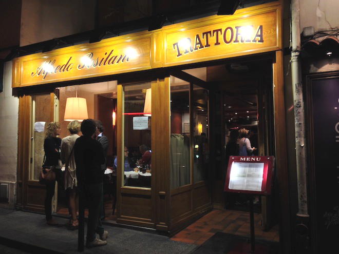 Paris-quartier-saint-germain-resturant-Alfredo-positano