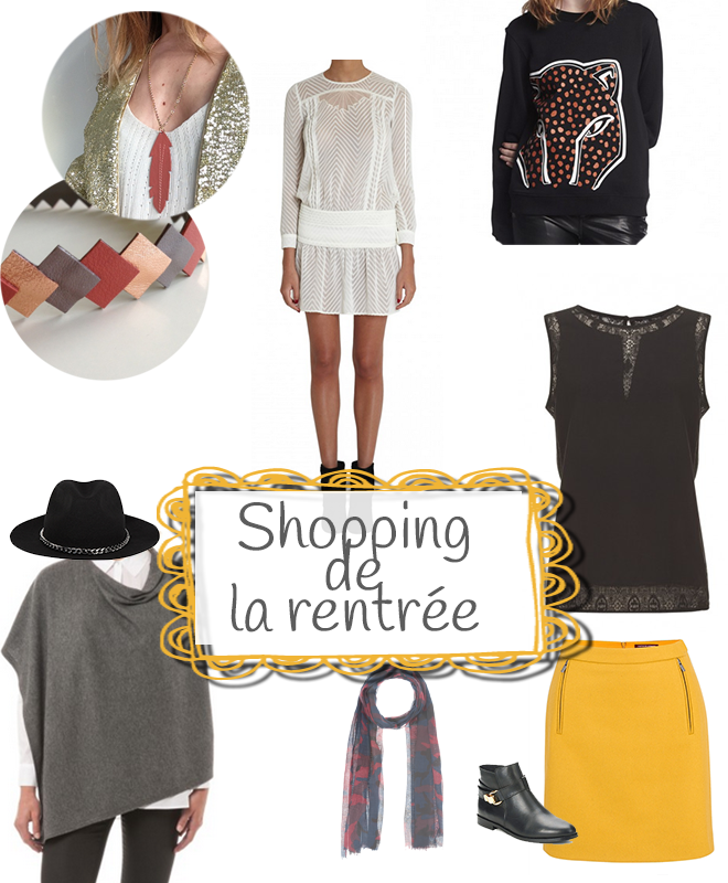 shopping-rentree