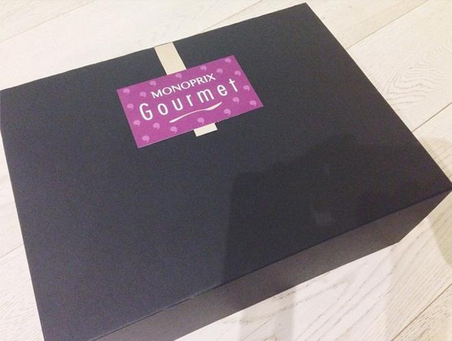 Box Monoprix Gourmet