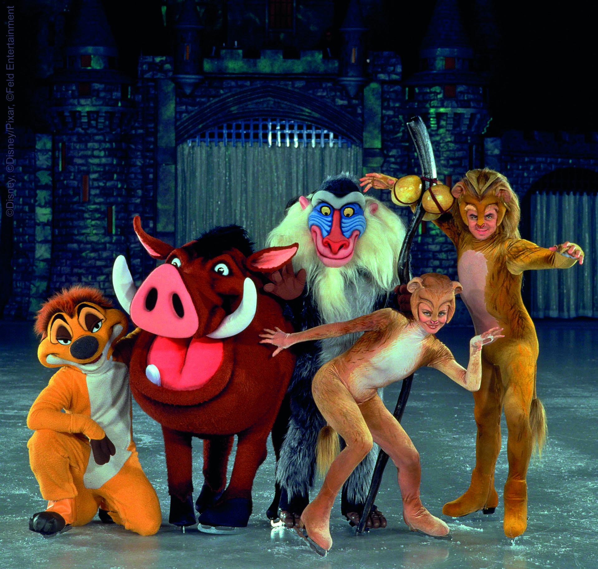 Disney-sur-glace