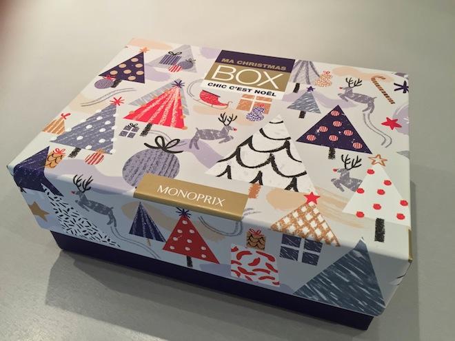 Christmas-Box-Monoprix
