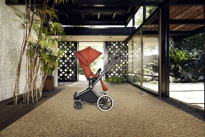 POUSSETTE PRIAM SIEGE LUXE - CYBEX 3