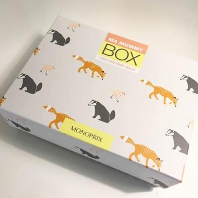 #BoxMonoprix Mummy box