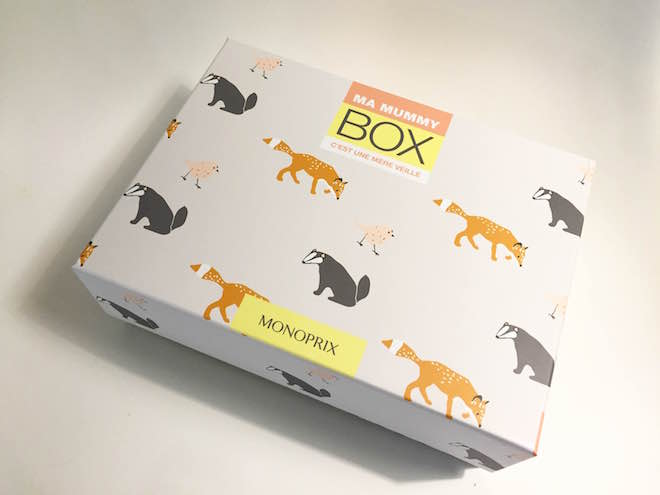 #BoxMonoprix Mummy box