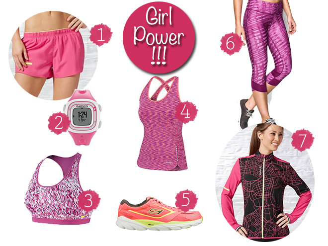 Girl-Power-woman-running