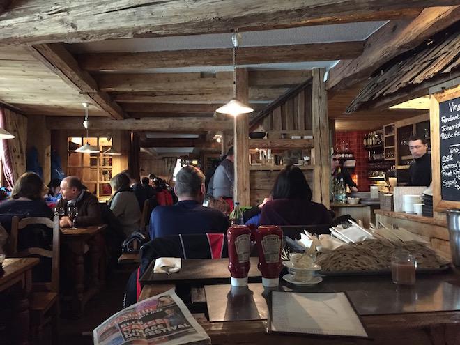 Restaurant Au Vieux Verbier