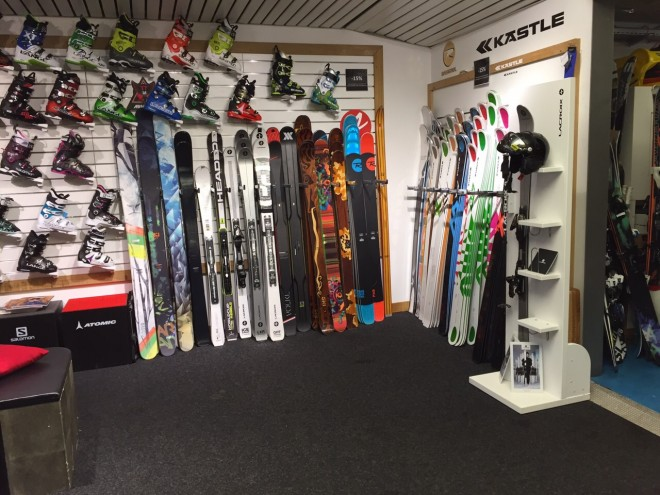 magasin Xtrême Sports Verbier