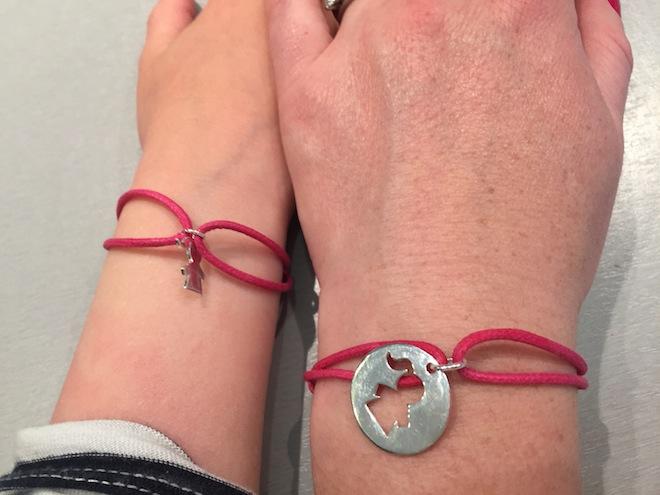 duo de bracelets bijoux de lola