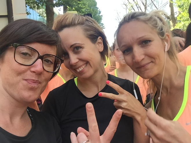 Nike Women Paris #CrewMumNRun