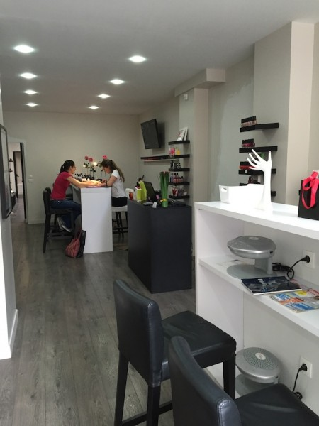 My Color Nail Bar
