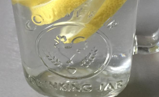 detox water jar