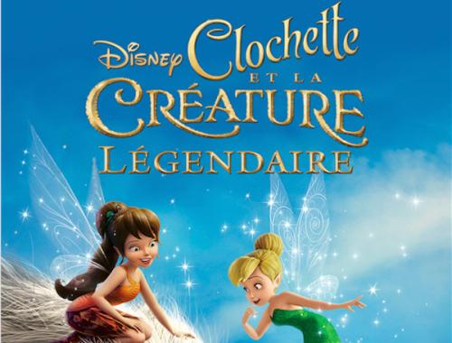 clochette et la creature legendaire