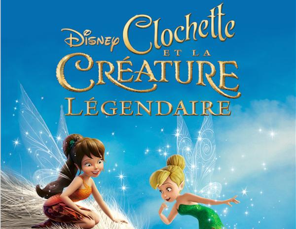 Clochette et la créature légendaire [Giveaway Inside]