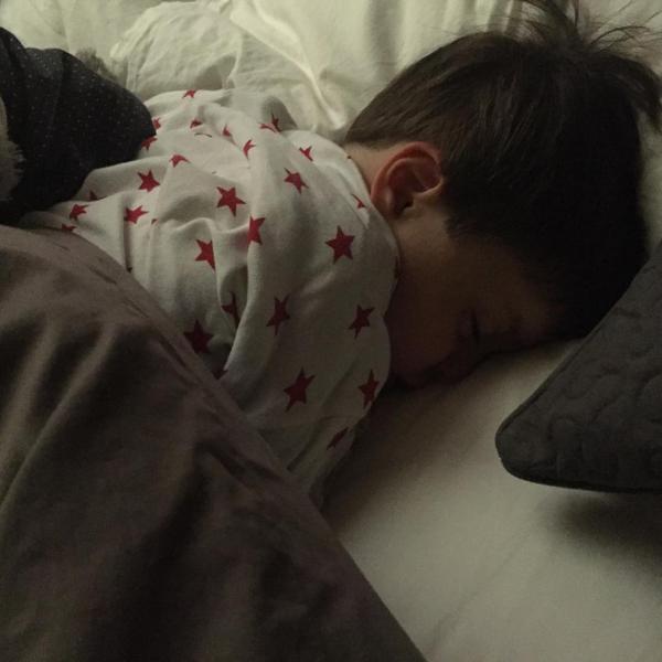 petit squatteur de lit