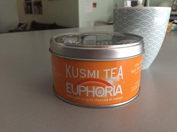 Thé Euphoria Kusmi Tea