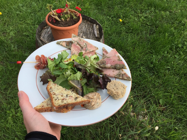 assiette fantastic picnic