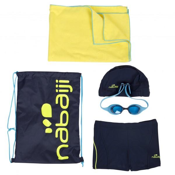 kit natation nabaiji garçon 14,95€