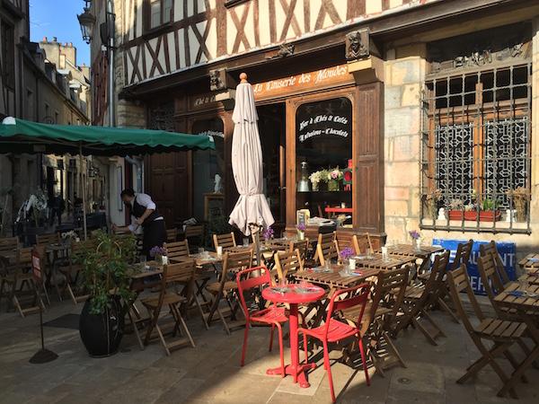 terrasse Dijon