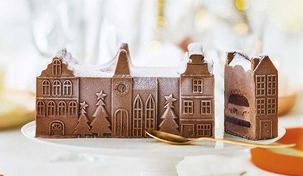 buche glacée tout chocolat Picard surgelés
