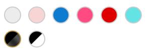 couleurs bumper casetify
