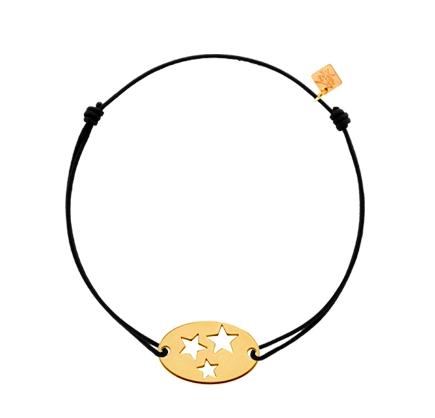 Bracelet 3 étoile Les Etoiles de Lily