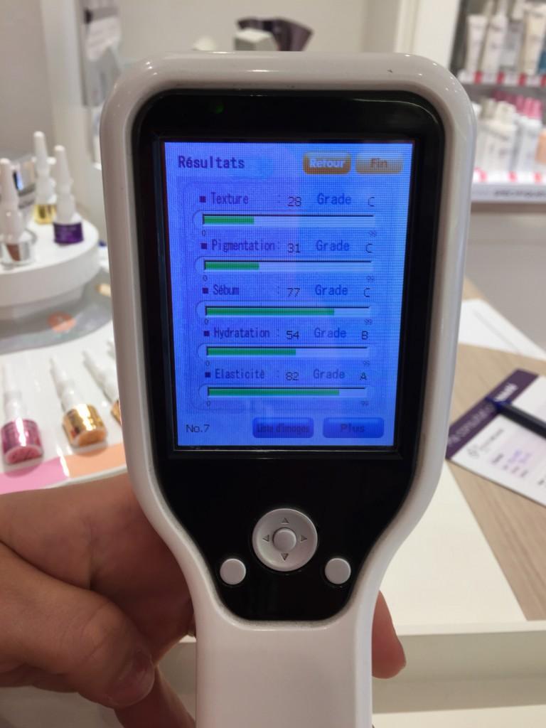 Institut Dr Pierre Ricaud diagnostic de peau