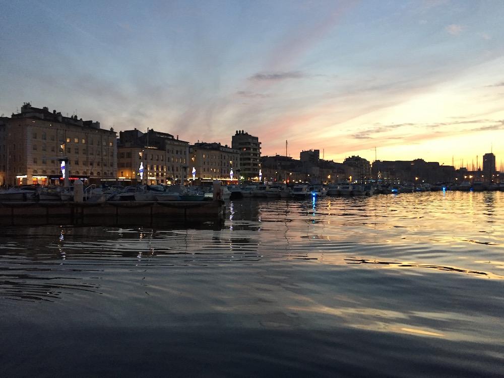 Changement de vie direction Marseille