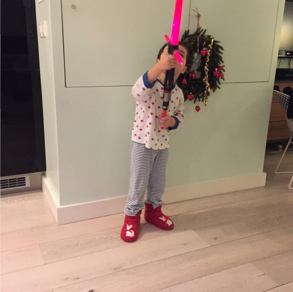 Sabre laser Star Wars Duracell
