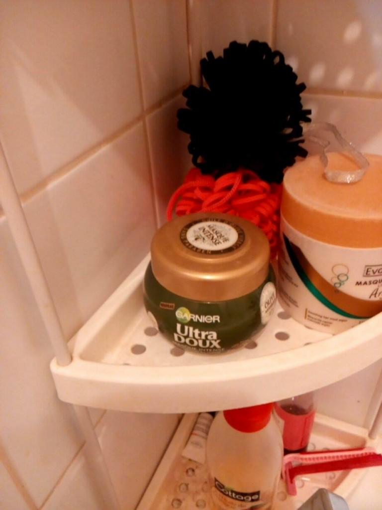 Masque capillaire olive mythique Ultra Doux e Garnier