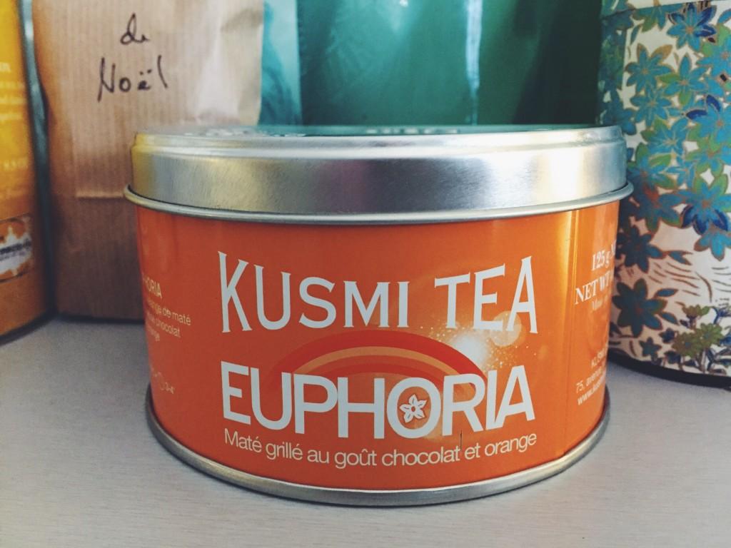 Euphoria Kusmi Tea