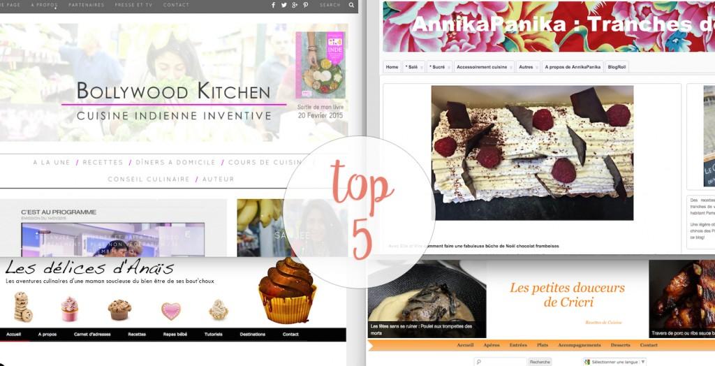 top 5 food