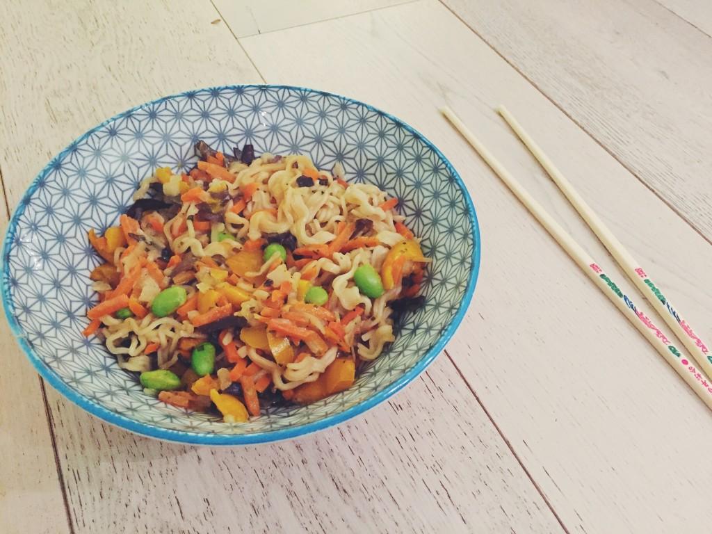 wok de legumes