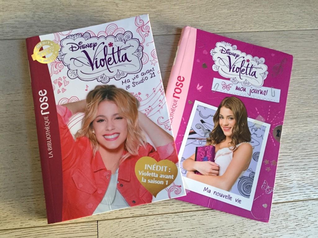 Ma vie avant le studio 21 Violetta