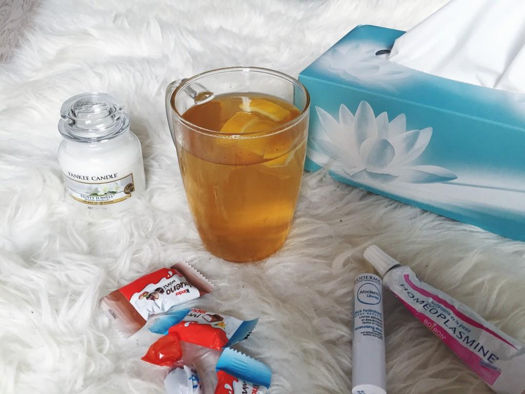 Mes remèdes contre le rhume