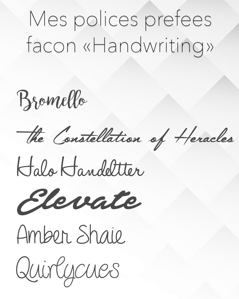 handwriting-fonts