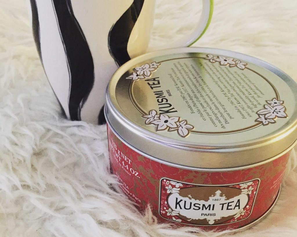 AquaRosa Kusmi Tea