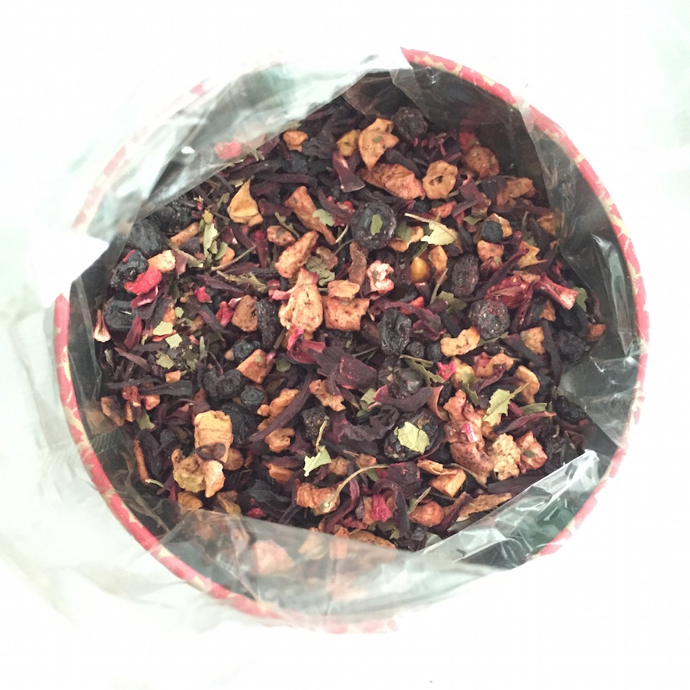 Thé en vrac Aquarosa Kusmi Tea