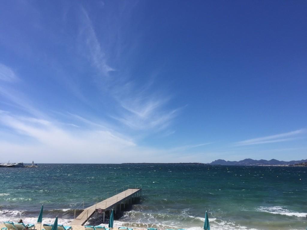 doux sud cote d'Azur Antibes