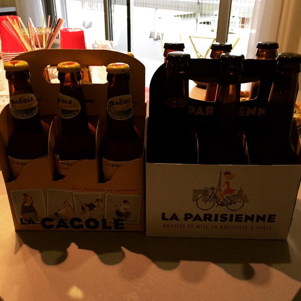 Bière parisienne marseillaise