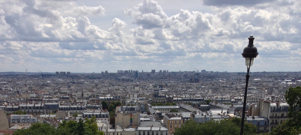 Skyline-Paris