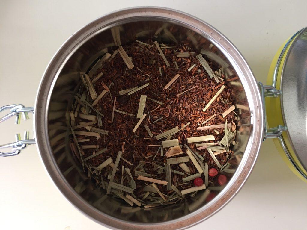 Mes thés de l'été et ma recette de thé glacé