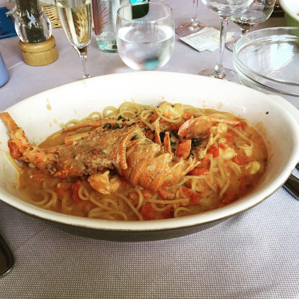 pâte à la langouste Sapori d'Italia