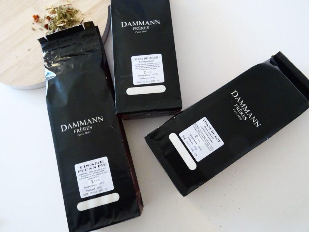 tisane Dammann Frères
