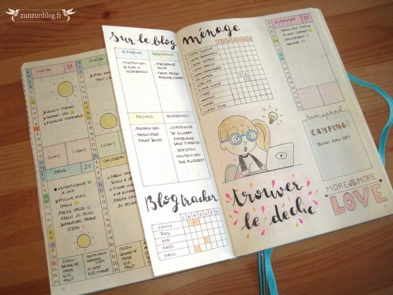 MamaFunky - Bullet Journal : débuter avec le Lettering ...
